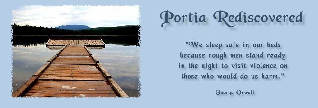 Portia Rediscovered